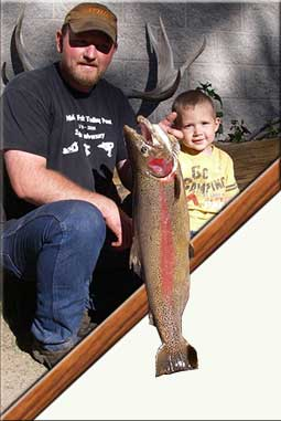 Idaho Fishing Trips